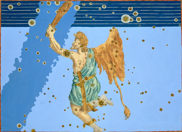 star sky「Constellation Of Orion 1603」:写真・画像(17)[壁紙.com]