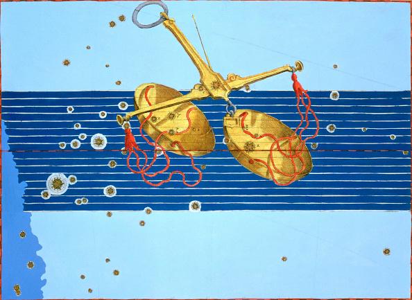Starry sky「Constellation Of Libra 1603」:写真・画像(11)[壁紙.com]
