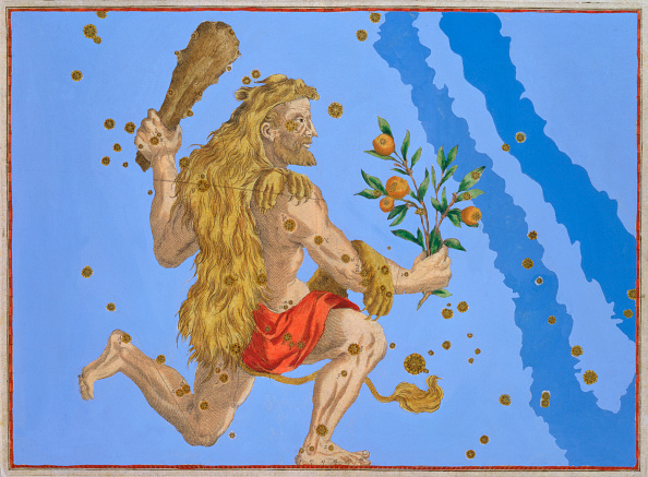 star sky「Constellation Of Hercules 1603」:写真・画像(9)[壁紙.com]
