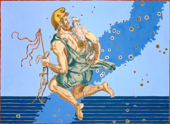 星空「Constellation Of Auriga 1603」:写真・画像(18)[壁紙.com]