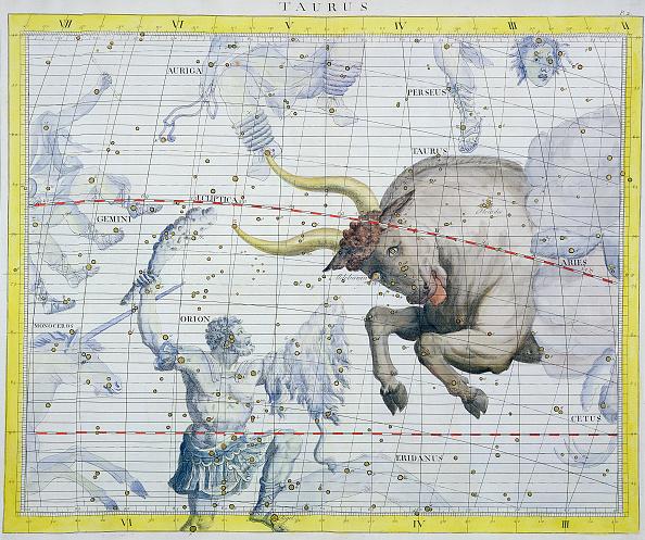 星空「Constellation Of Taurus 1729」:写真・画像(14)[壁紙.com]