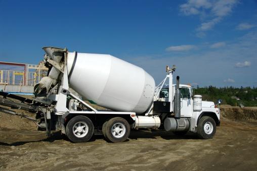 Construction Vehicle「Cement mixer truck」:スマホ壁紙(14)