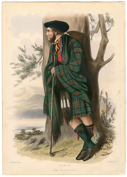 Mantelpiece「CuminFrom The Clans Of The Scottish Highlands」:写真・画像(15)[壁紙.com]