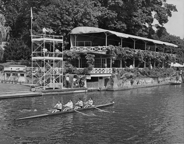 ヘンリーロイヤルレガッタ「Rowing Four At Henley Regatta」:写真・画像(13)[壁紙.com]