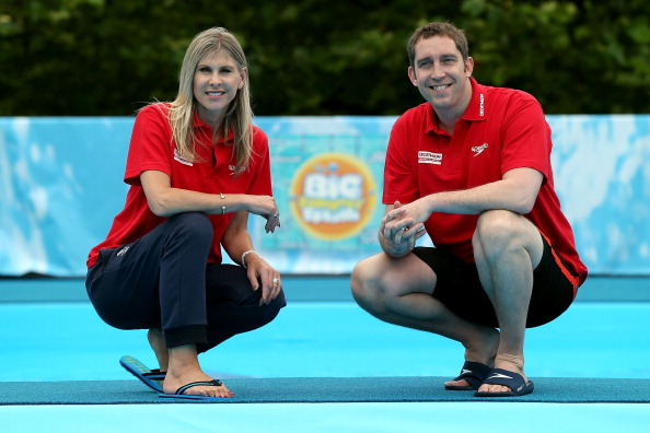 Sharron Davies「Decathlon In Partnership With Speedo Presents Big Summer Splash Event」:写真・画像(4)[壁紙.com]