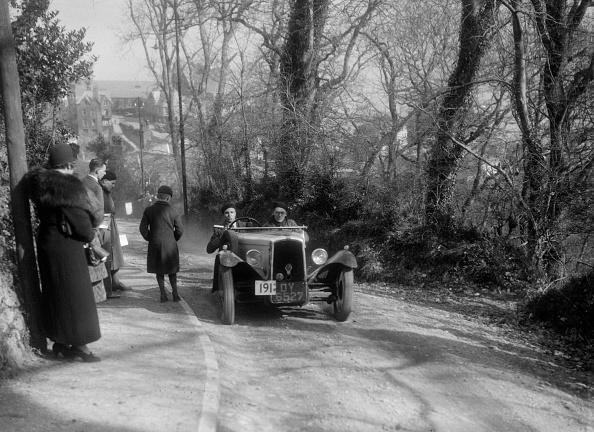 Togetherness「BSA 3-wheeler of BRS Leake competing in the MCC Lands End Trial, 1936」:写真・画像(16)[壁紙.com]