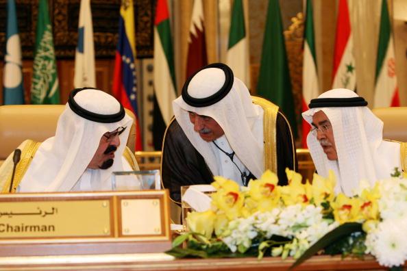 Oil Industry「OPEC Heads Of State Gather In Saudi Arabia」:写真・画像(12)[壁紙.com]