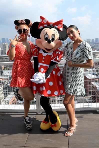 ミニーマウス「Minnie Mouse 90th Anniversary Celebration」:写真・画像(6)[壁紙.com]