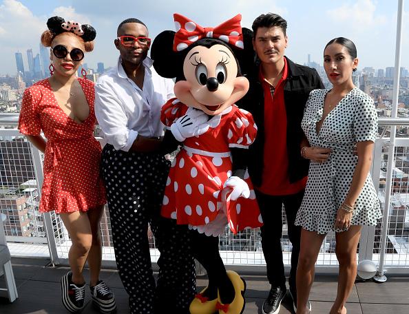 ミニーマウス「Minnie Mouse 90th Anniversary Celebration」:写真・画像(16)[壁紙.com]