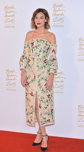 London Coliseum「British Fashion Awards 2015 - Winners Room」:写真・画像(12)[壁紙.com]
