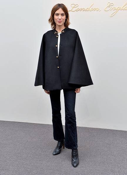 London Fashion Week「Burberry - Arrivals - LFW AW16」:写真・画像(14)[壁紙.com]
