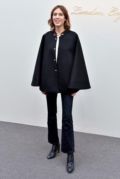 ロンドンファッションウィーク「Burberry - Arrivals - LFW AW16」:写真・画像(17)[壁紙.com]