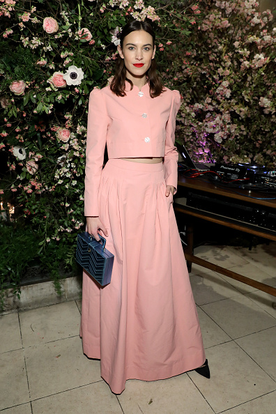Maxi Skirt「Netflix and Net-A-Porter x Next In Fashion Launch Event」:写真・画像(3)[壁紙.com]