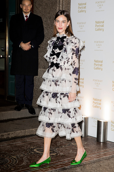Green Shoe「The Duchess Of Cambridge Attends The Portrait Gala 2019」:写真・画像(0)[壁紙.com]