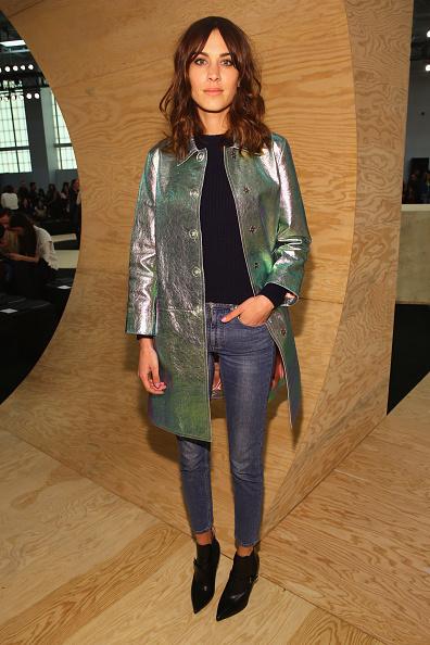銀色「Marc By Marc Jacobs - Front Row - Mercedes-Benz Fashion Week Fall 2014」:写真・画像(8)[壁紙.com]