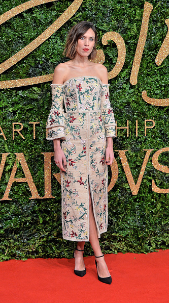 Fashion「British Fashion Awards 2015 - Red Carpet Arrivals」:写真・画像(3)[壁紙.com]