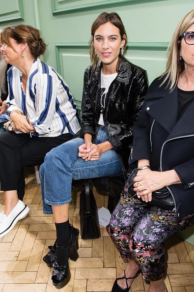 ロンドンファッションウィーク「Front Row & Arrivals - Day 2 - LFW September 2016」:写真・画像(15)[壁紙.com]