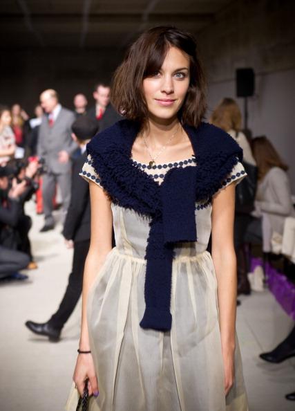 Christopher Kane - Designer Label「Celebrity Front Row Day 4 - LFW Autumn/Winter 2011」:写真・画像(18)[壁紙.com]