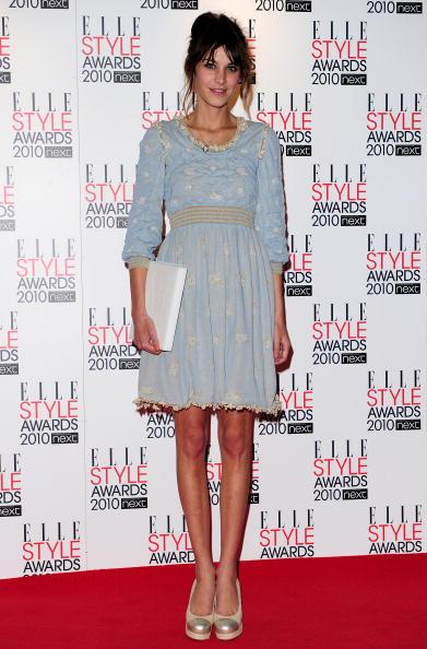 Baby Doll Dress「ELLE Style Awards 2010 - Winners Boards」:写真・画像(10)[壁紙.com]