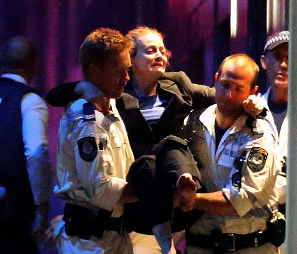 Sydney「Police Hostage Situation Developing In Sydney」:写真・画像(4)[壁紙.com]