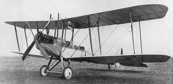 Air Vehicle「B.E.2 Biplane」:写真・画像(16)[壁紙.com]