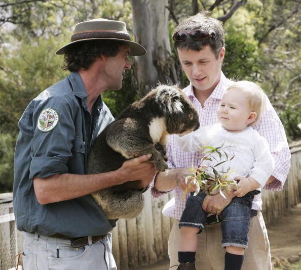 Koala「Crown Prince Frederik & Crown Princess Mary Of Denmark - Photo Call」:写真・画像(14)[壁紙.com]