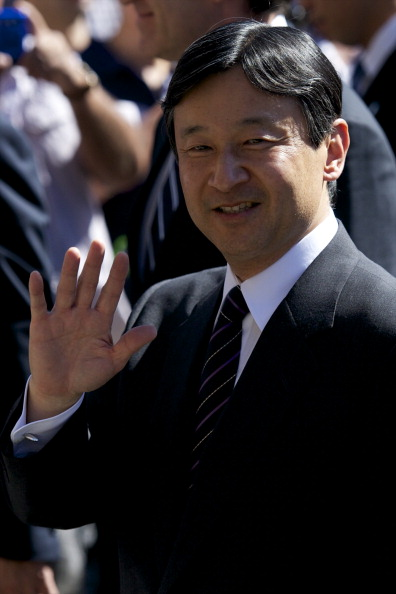 Japanese Royalty「Crown Prince Naruhito of Japan Visits Santiago de Compostela」:写真・画像(14)[壁紙.com]