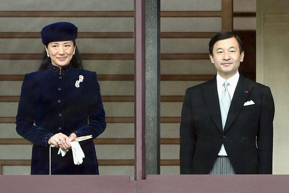 Imperial Palace - Tokyo「Emperor Akihito Celebrates 74th Birthday」:写真・画像(8)[壁紙.com]