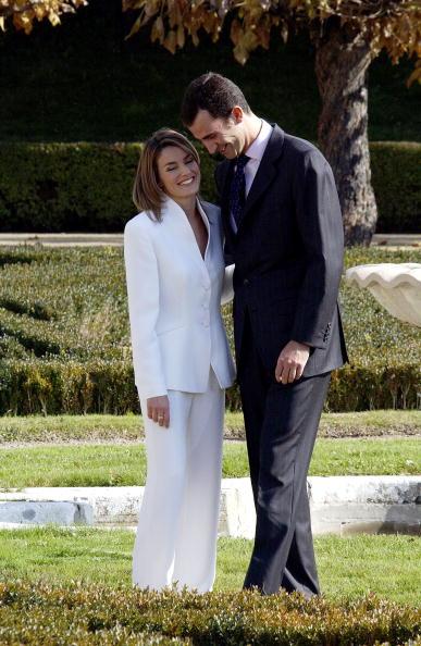 Felipe VI of Spain「Prince Felipe and Letizia Ortiz」:写真・画像(16)[壁紙.com]