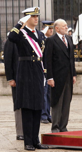"Epiphany Prince「Spanish Royals Attend ""Pascua Militar"" Day」:写真・画像(15)[壁紙.com]"