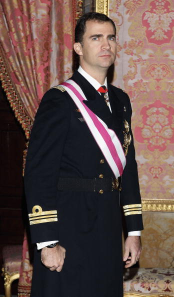 "Epiphany Prince「Spanish Royals Attend ""Pascua Militar"" Day」:写真・画像(14)[壁紙.com]"