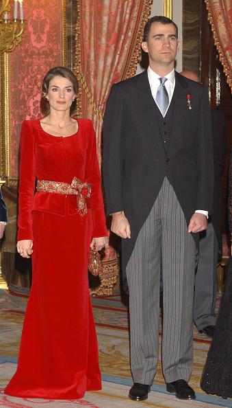 Carlos Alvarez「Spanish Royals Receive Foreign Ambassadors」:写真・画像(1)[壁紙.com]