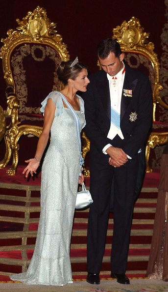 Carlos Alvarez「Spanish Royals Host Gala Dinner For Vaclav Klaus」:写真・画像(15)[壁紙.com]