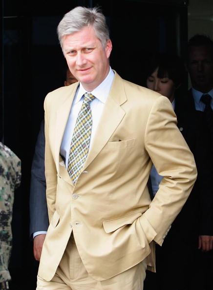 Chung Sung-Jun「Prince Philippe Of Belgium  Visits South Korea Day 2」:写真・画像(19)[壁紙.com]
