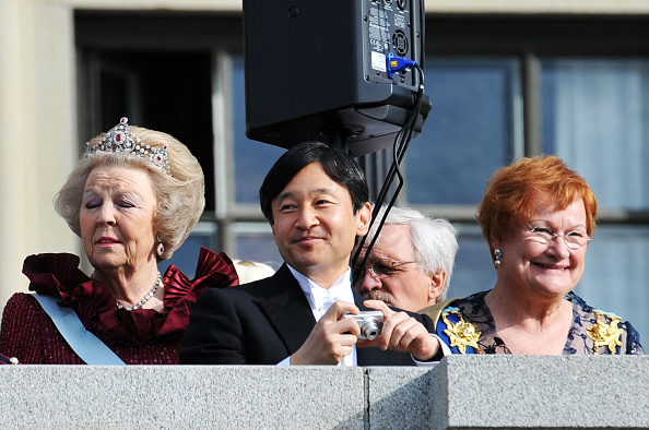 Japanese Royalty「Wedding Of Swedish Crown Princess Victoria & Daniel Westling - Cortege」:写真・画像(18)[壁紙.com]