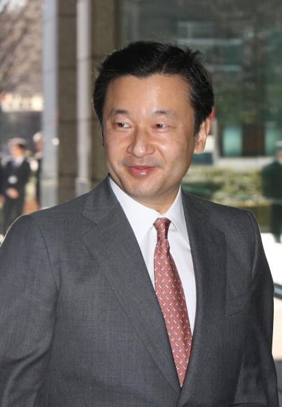 Japanese Royalty「Crown Prince Naruhito Attends the IYS Follow-up Conference」:写真・画像(19)[壁紙.com]
