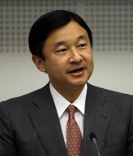 Japanese Royalty「Crown Prince Naruhito Attends the IYS Follow-up Conference」:写真・画像(14)[壁紙.com]
