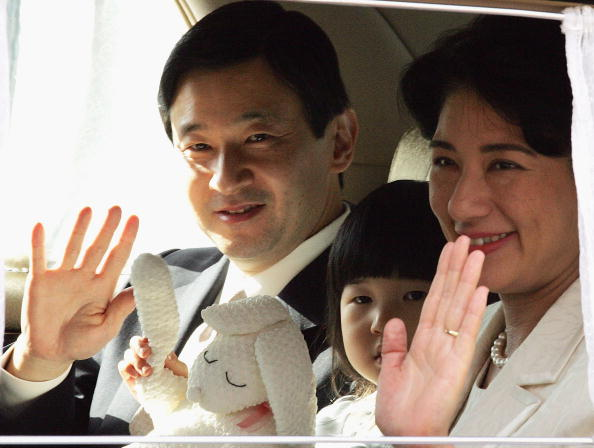Imperial Palace - Tokyo「Princess Aiko?s 4th Birthday Celebrations」:写真・画像(5)[壁紙.com]