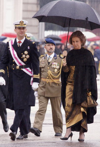 "Epiphany Prince「Spanish Royals Attend ""Pascua Militar"" Day」:写真・画像(10)[壁紙.com]"