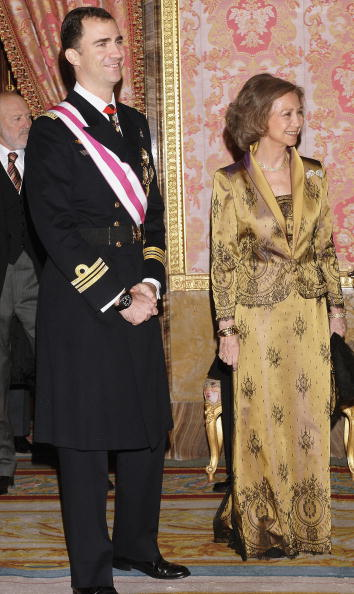 "Epiphany Prince「Spanish Royals Attend ""Pascua Militar"" Day」:写真・画像(9)[壁紙.com]"