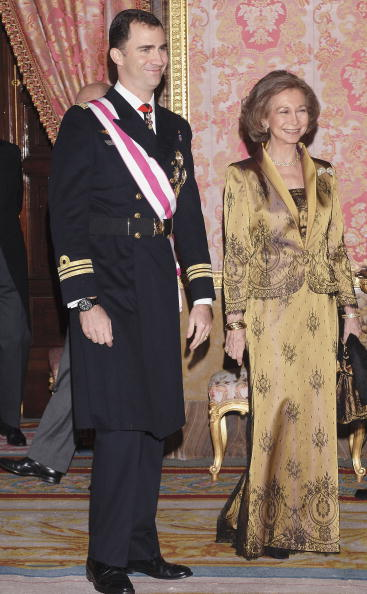 "Epiphany Prince「Spanish Royals Attend ""Pascua Militar"" Day」:写真・画像(13)[壁紙.com]"
