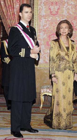 "Epiphany Prince「Spanish Royals Attend ""Pascua Militar"" Day」:写真・画像(11)[壁紙.com]"