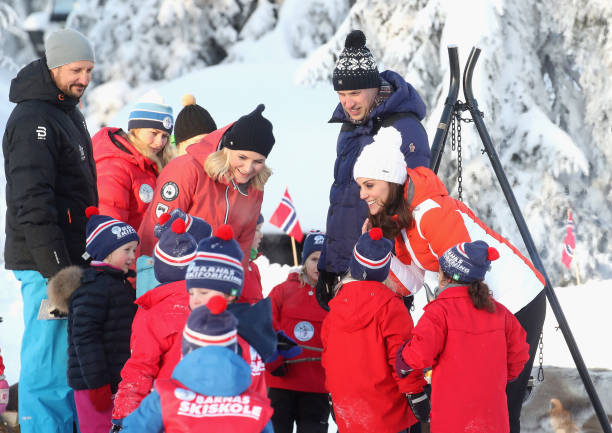 Norway「The Duke And Duchess Of Cambridge Visit Sweden And Norway - Day 4」:写真・画像(10)[壁紙.com]
