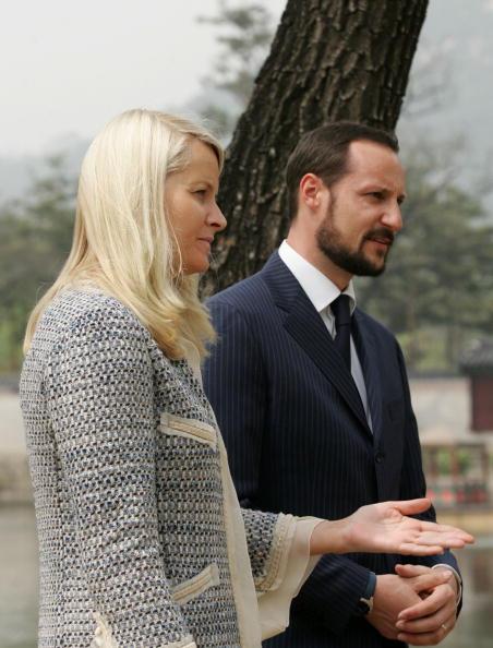 Gyeongbokgung「Norwegian Royals Visit South Korea - Day Two」:写真・画像(13)[壁紙.com]