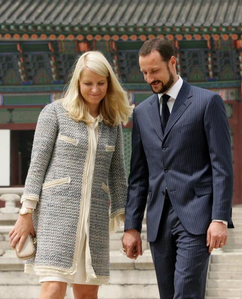 Gyeongbokgung「Norwegian Royals Visit South Korea - Day Two」:写真・画像(14)[壁紙.com]