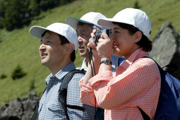 Only Japanese「Crown Prince Naruhito and Crown Princess Masako 」:写真・画像(15)[壁紙.com]