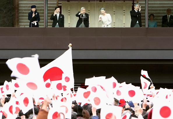 皇帝「Emperor Akihito Celebrates 74th Birthday」:写真・画像(10)[壁紙.com]