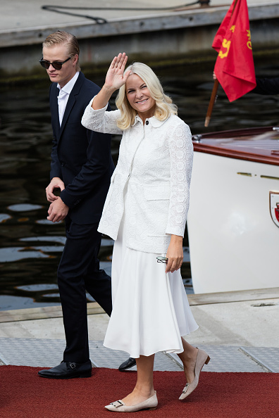 Norway「Norwegian Royal Silver Jubilee Tour - Visit to Trondheim」:写真・画像(19)[壁紙.com]
