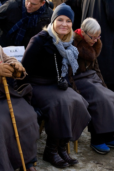 Headwear「Norgewian Royals Attend Holocaust Remembrance Day in Oslo」:写真・画像(14)[壁紙.com]