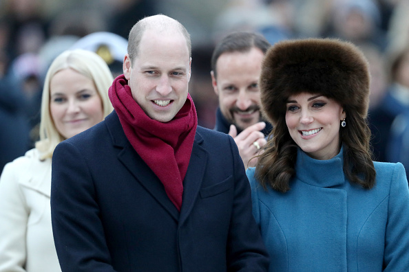 Visit「The Duke And Duchess Of Cambridge Visit Sweden And Norway - Day 3」:写真・画像(7)[壁紙.com]